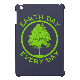 Earth Day Every Day iPad Mini Cover
