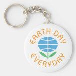 Earth Day Everyday Key Chains