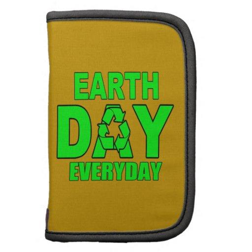 Earth Day Everyday Folio Planner
