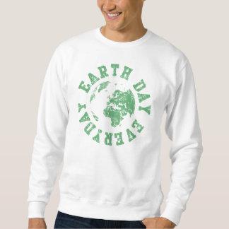 Earth Day Everyday Pullover Sweatshirt