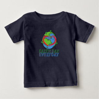 Earth Day: Keep Mother Nature Green & Recycled Baby T-Shirt