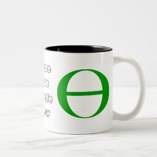 Earth Day Mug - Retro Design