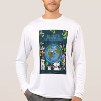 earth_day_poster T-Shirt