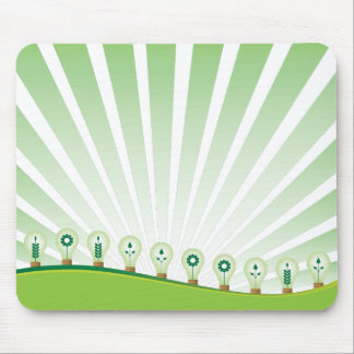 Earth Day ✿ Save the Planet Mouse Pad
