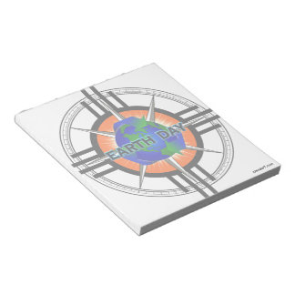 Earth Day Star Crown Notepads