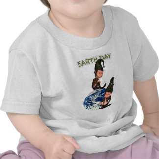 Earth Day T For Babies Shirt