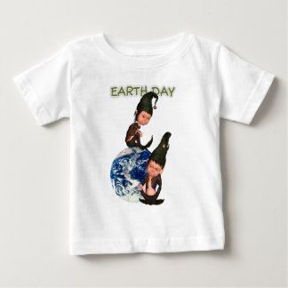 Earth Day T For Babies Tshirts