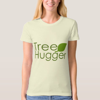 Earth Day Think Green T-Shirt