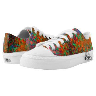 Earth Design Low-Top Sneakers
