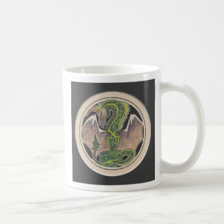 Earth Dragon Coffee Mug