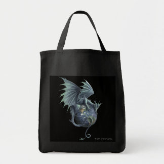 Earth Dragon Grocery Tote