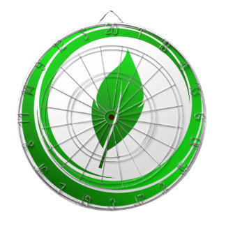 Earth Element Dartboard