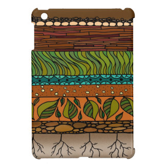 Earth Elements ipad mini case