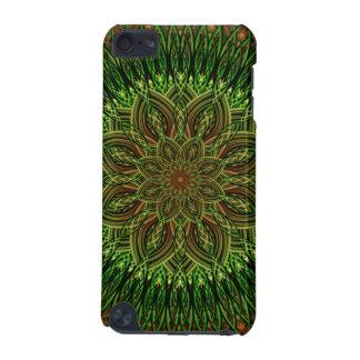 Earth Flower Mandala iPod Touch 5G Case