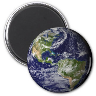 Earth Fridge Magnet
