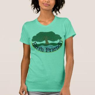 earth friendly T-Shirt - Customized
