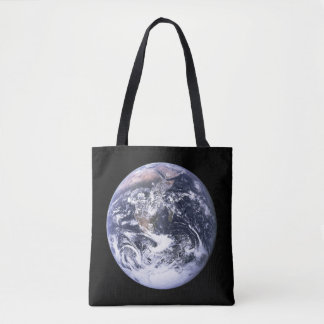 Earth from Apollo 17 Tote Bag