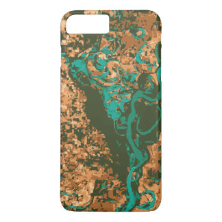 Earth from Space iPhone 7 Plus Case