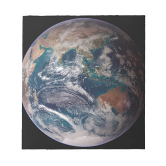 Earth From Space Notepad