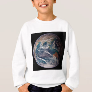 Earth From Space Sweatshirt