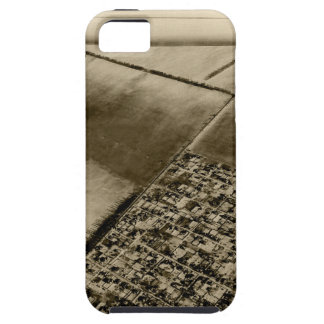 Earth from the air iPhone 5 cases