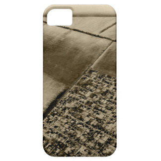 Earth from the air iPhone 5 cover