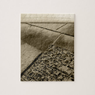 Earth from the air jigsaw puzzle