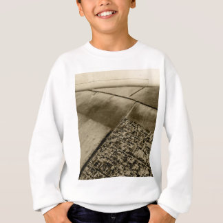 Earth from the air sweatshirt