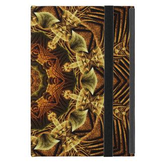 Earth Gate Mandala Cover For iPad Mini