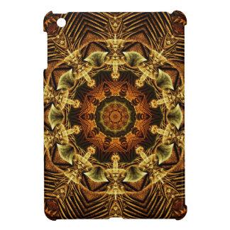 Earth Gate Mandala iPad Mini Cover