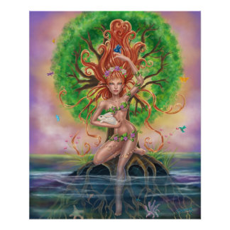 Earth Goddess Posters