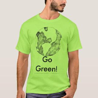 Earth, GoGreen! T-Shirt