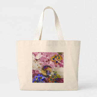 Earth in a New life Large Tote Bag