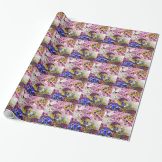 Earth in a New life Wrapping Paper