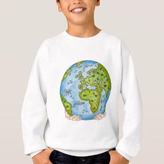 Earth in our hands sweatshirt