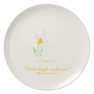 Earth laughs Plates