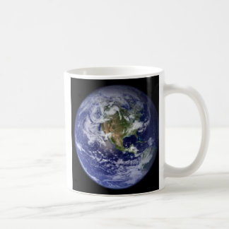 EARTH LIGHT COFFEE MUG
