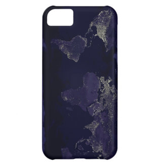 Earth Lights iPhone 5c cover