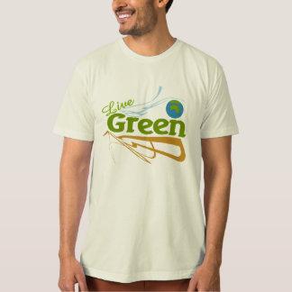 earth live green T-Shirt