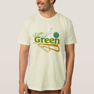 earth live green tshirt