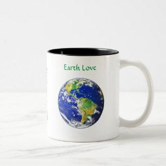Earth Love Coffee Mugs