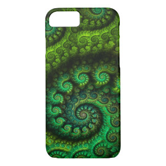 Earth Love Fractal Custom iPhone 7 Case