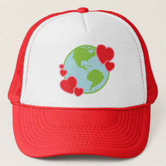 Earth Lovin Trucker Hat