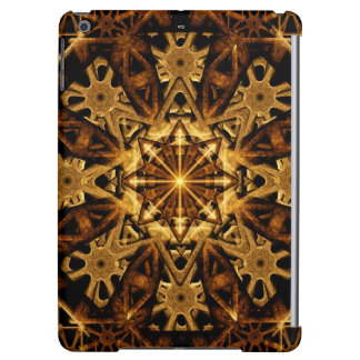 Earth Machine Mandala Case For iPad Air