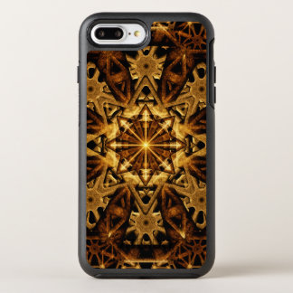 Earth Machine Mandala OtterBox Symmetry iPhone 7 Plus Case