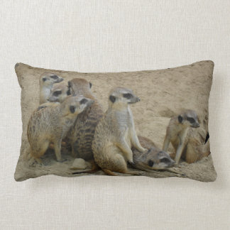 Earth male family as Dekokissen Lumbar Pillow