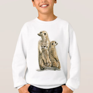 Earth male - Meerkats Sweatshirt
