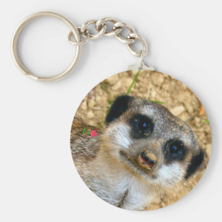Earth male supporter keychain