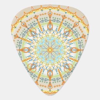 Earth Mandala Guitar Picks