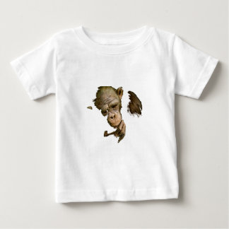 Earth Monkey Baby T-Shirt